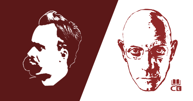 Camisas Foucault e Nietzsche