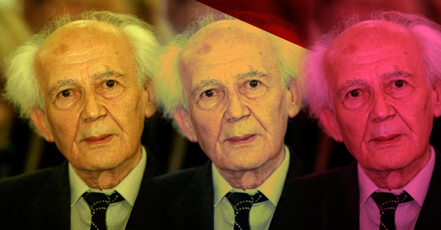 Zygmunt Bauman lançou em 2000 o livro Modernidade Líquida.
