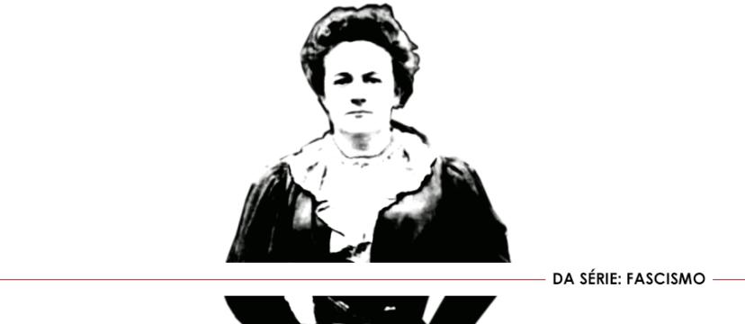 Clara Zetkin e o fascismo.