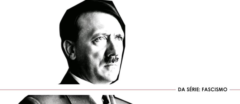 Alemanha e o fascismo.