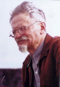 Leon Trotsky (1879 - 1940).